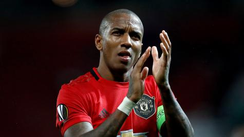 Ashley Young joins Inter Milan from Manchester United