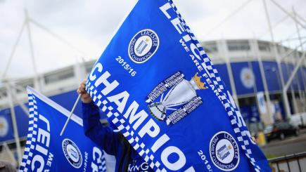 Leicester City: Champions of England