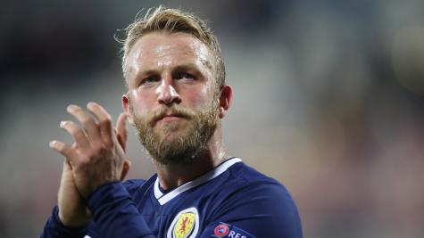 No reason to rush Euro 2020 play-offs – Johnny Russell