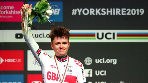 Pidcock claims bronze at Road World Championships after Eekhoff disqualification