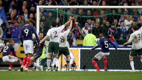 Robbie Keane reflects on Thierry Henry's handball against Ireland 10 years on