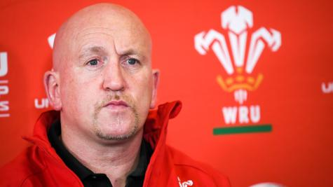 Shaun Edwards unveiled as France's new defence coach