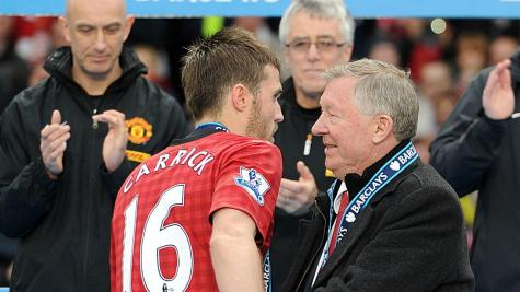 Sir Alex Ferguson to manage side in Michael Carrick's testimonial