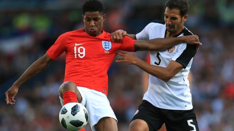 Three England stars who must take their chance against Belgium