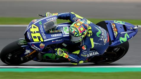 Valentino Rossi cleared for return to action after leg break | BT Sport
