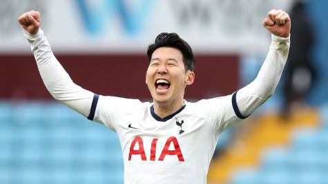 Son Heung-min and Steven Bergwijn return to home countries