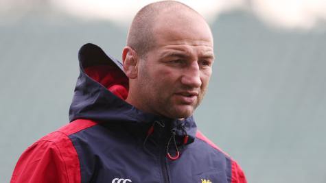 Steve Borthwick to join Leicester as head coach at the end of the season
